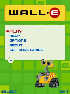Wall-E game