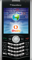 Blackberry-shozu