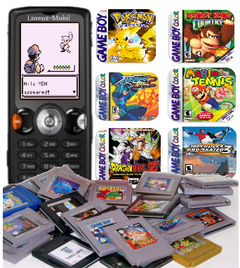 juegos gameboy color para celular