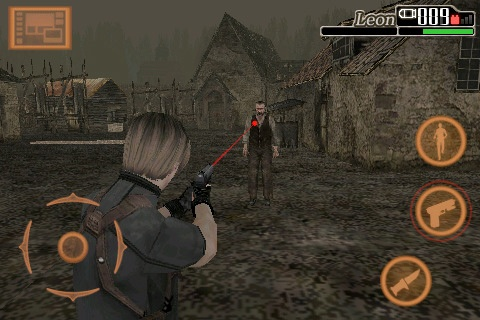 Descarga Gratis Resident Evil 4 V1 0 0 Para Iphone