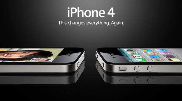 Caracteristicas y funciones del Iphone 4