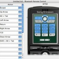 Ericsson Bluetooth Remote Control