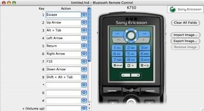 Ericsson Bluetooth Remote Control