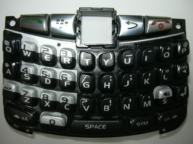 Teclado Blackberry