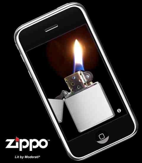 Virtual zippo lighter на андроид - фото 7
