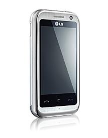 lg arena los celulares KM900