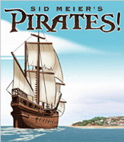 Sid Meiers Pirates Mobile Game by Oasys Mobile