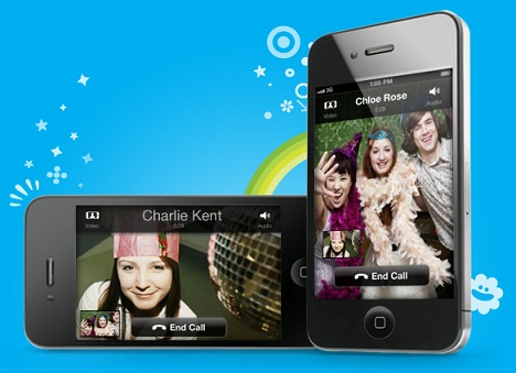 Skype Para Iphone Ahora Con Video