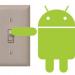 Android-apagando