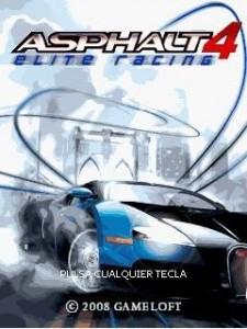 Descargar Asphalt 4 Juego Para Nokia 5130 Gratis