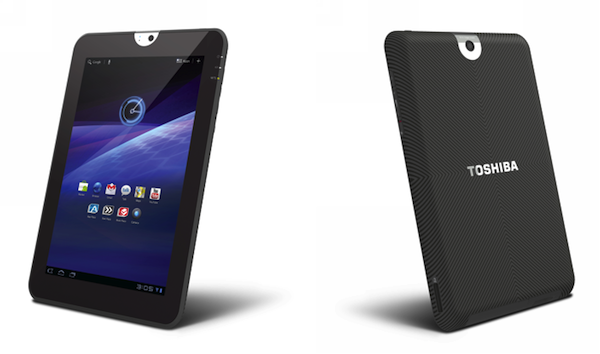 La nueva Tablet Toshiba Thrive con Android 3.1 Honeycomb