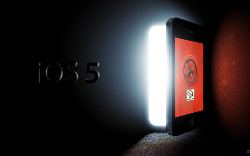 Apple iOS 5 – 2011,  para sus iphone y ipad