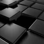 black-cubes