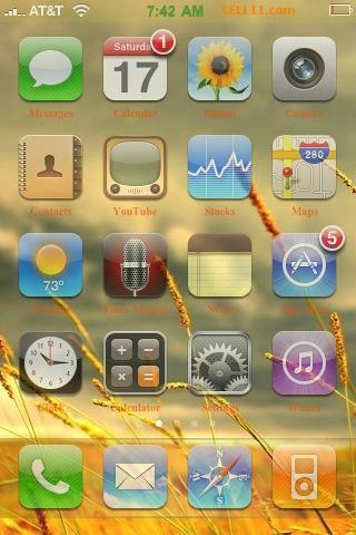 theme para iphone