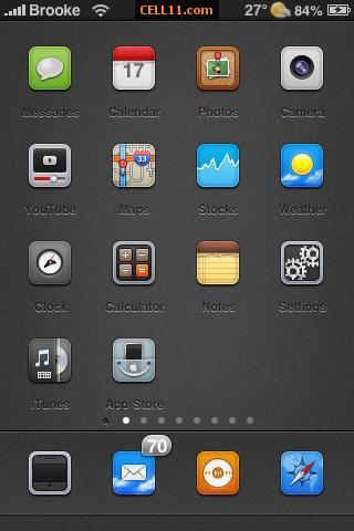 themes para iphone
