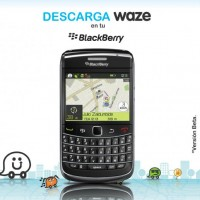 Waze-BlackBerry