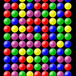 Juegos para BlackBerry - Awesome Bubble Breaker