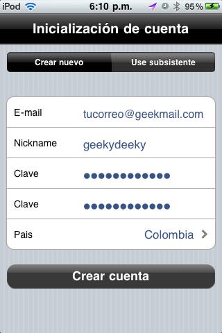 sms gratis desde el iphone 4
