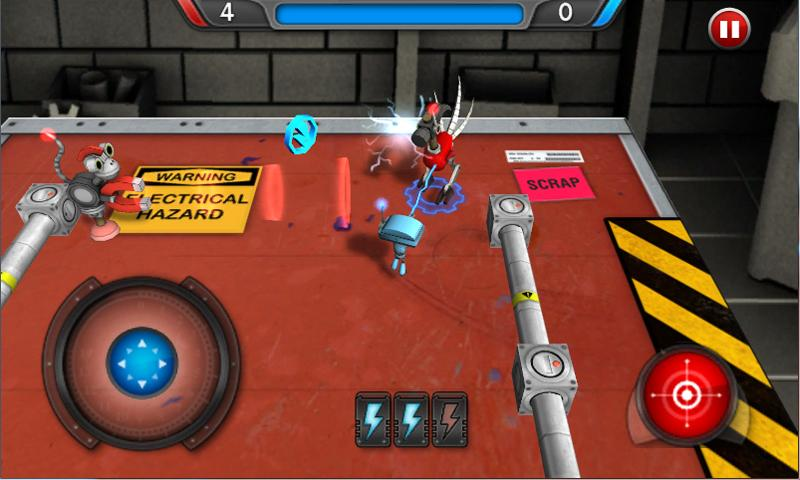 Good Robot Bad Robot para Android