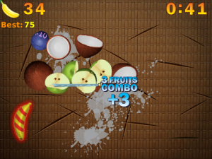 Fruit and Ninja Blackberry 3