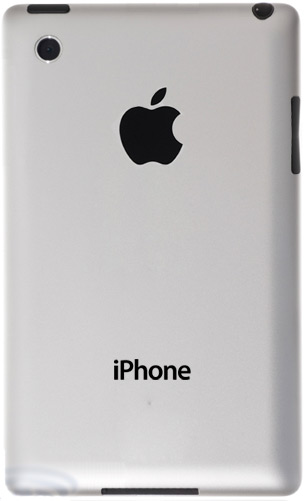iPhone 5 rediseño