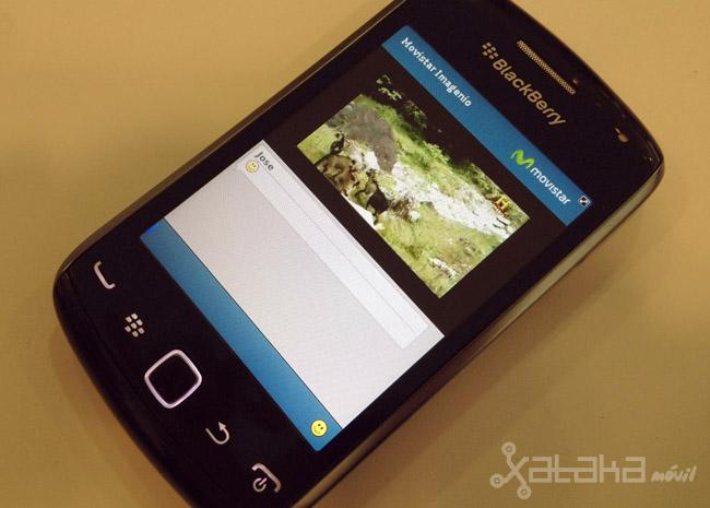 Movistar imagenio, ahora disponible en BlackBerry