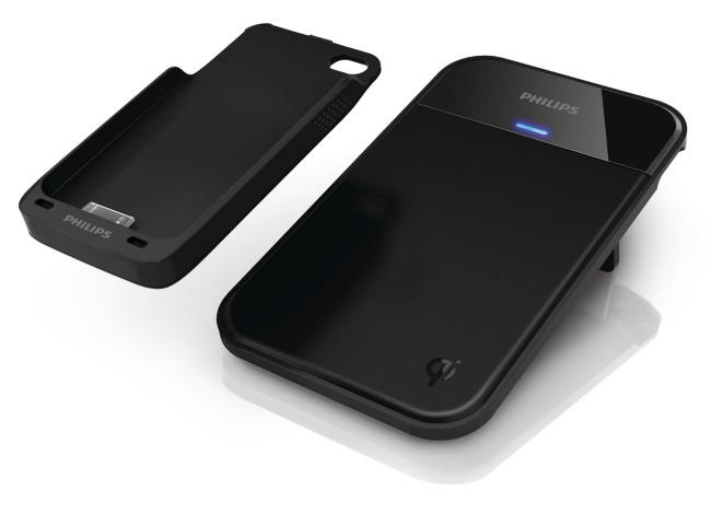 Base de recarga Philips DLP7210B para el iPhone 4 y 4G