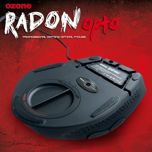 Ozone Gaming Radon Opto