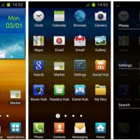Samsung Galaxy S2 Android 4.0.3