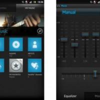 nuevo reproductor de música para los Xperia