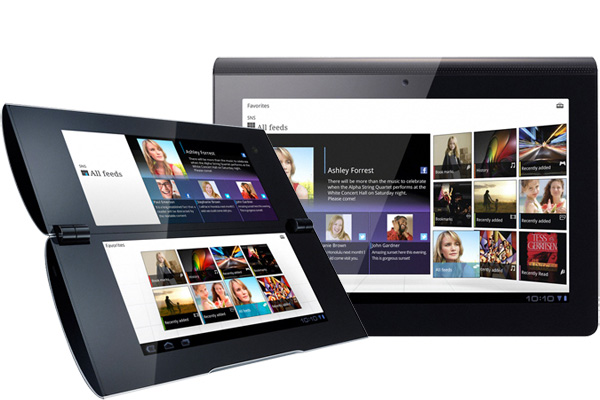 Sony Tablets Android 4.0