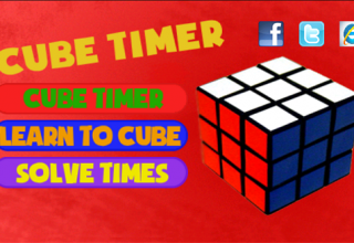 Cube Timer, disponible para tu Nokia Lumia