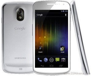 galaxy nexus blanco