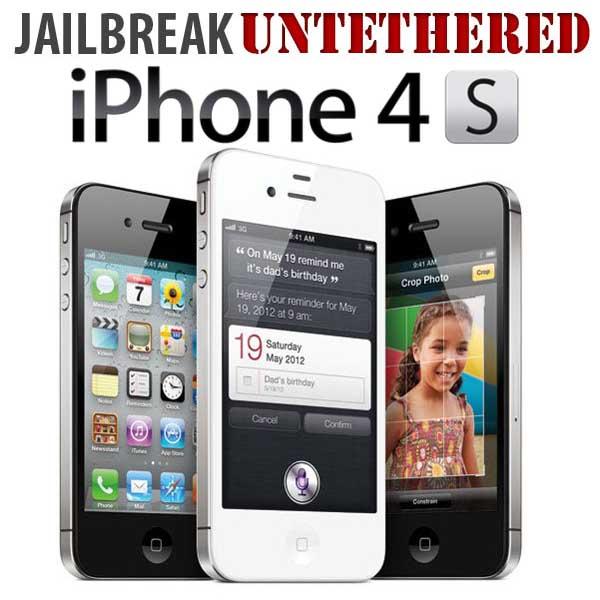 Jailbreak untethered, desde ahora disponibles en tu iPone 4 y iPad 2