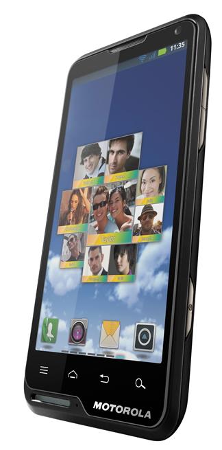 nuevo Motorola Motoluxe