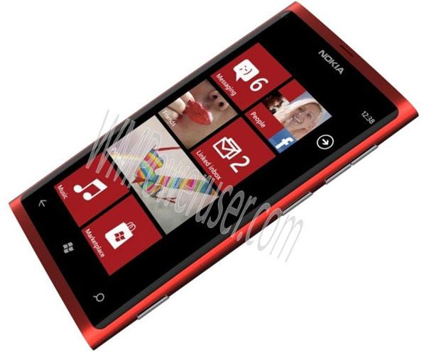 nuevo Nokia lumia 900