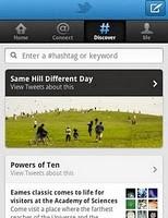 actualización Twitter para Android