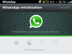 whatsApp para Blackberry