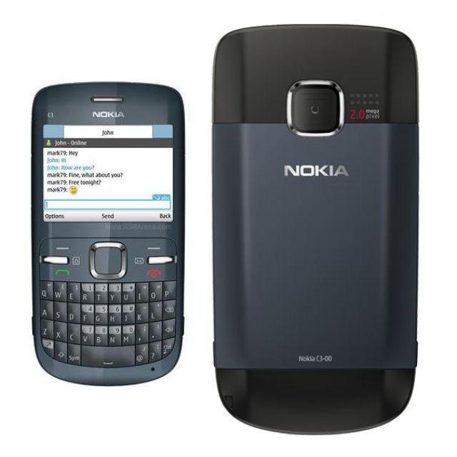 Resetear Nokia C3