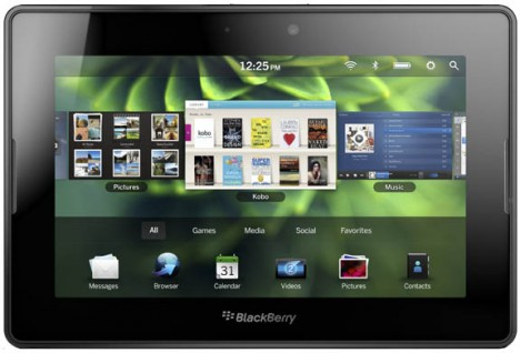 Blacberry PlayBook
