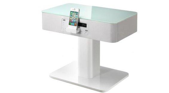 JVC N-BX3, el dock que estabas esperando para tu iPhone o iPod