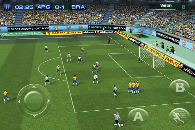 Real Football 2012 - Android