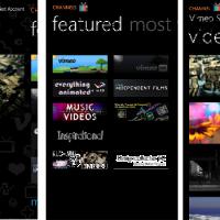 Vimeo para Windows Phone