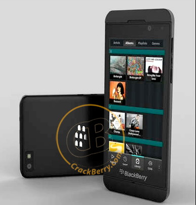 Blackberry London