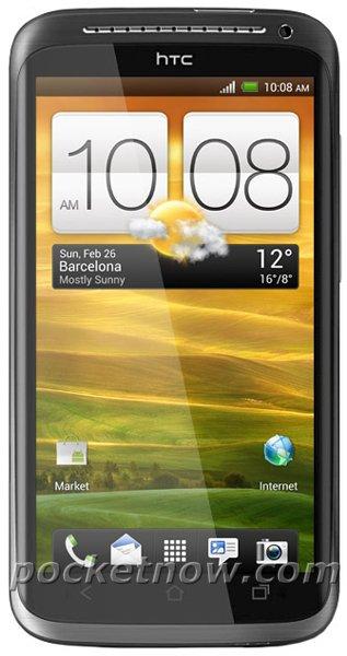 HTC one x sense 4