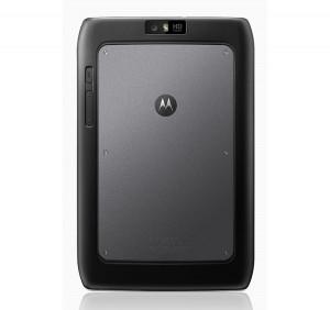 Motorola Xoom 2 Media Edition, con la versión de Android 3.2