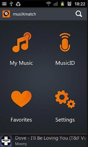 Aplicaciones Android Gratis: MusicXmatch disfruta de tu música favorita