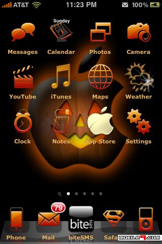 Tema iPhone 3Gs