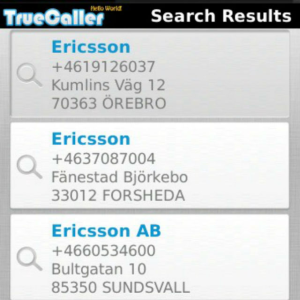 The New Truecaller for BlackBerry is Now Available for Download