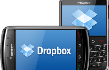 Descarga gratis Dropbox para tu BlackBerry